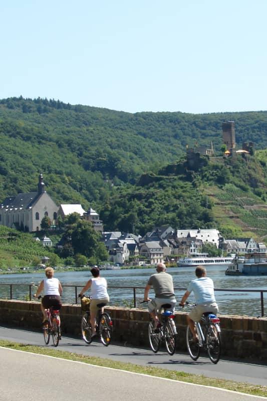 Moseltal Classic - Radfahren an der Mosel